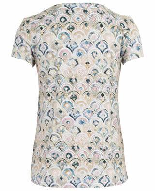 T-shirt trapèze imprimé FRATELLI M