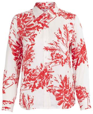 Floral printed silk blend shirt EQUIPMENT