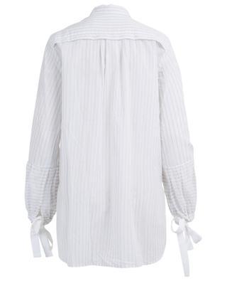 Gestreifte Bluse aus Baumwolle Risa HANA SAN