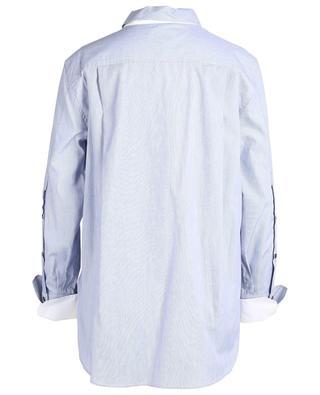 Gestreiftes Hemd aus Baumwolle Toku HANA SAN