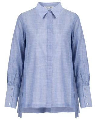 Luma striped cotton shirt HANA SAN