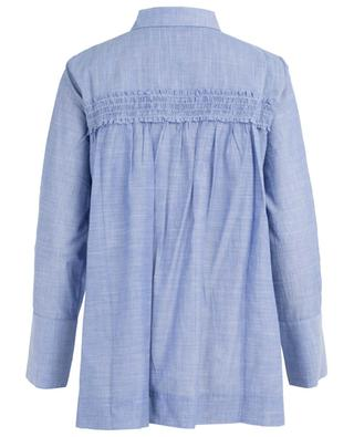 Gestreiftes Hemd aus Baumwolle Luma HANA SAN