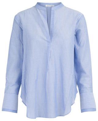 Gestreifte Bluse aus Baumwolle Chizu HANA SAN