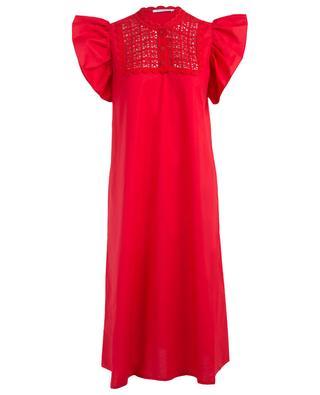 Laterza lace embellished dress VIVETTA