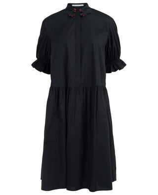 Kleid mit Handmotiv Porto Torres VIVETTA
