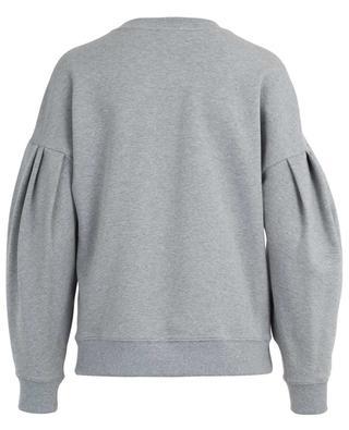 Samarate face embroidered sweatshirt VIVETTA