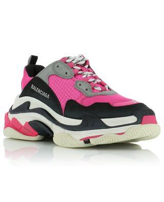 Triple S material blend sneakers BALENCIAGA