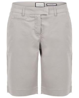 Vicky cotton twill Bermuda shorts SEDUCTIVE