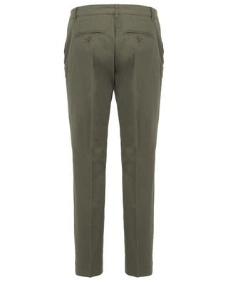 Pantalon fuselé en coton Vicky SEDUCTIVE