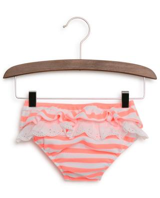 Ruffled swim knickers SUNUVA