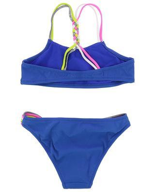 Claire Splendide braid detail bikini KIWI