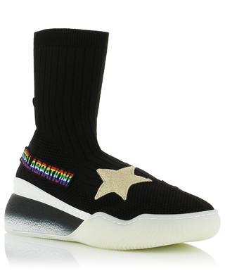 Loop Stellabration high-top sock sneakers STELLA MCCARTNEY
