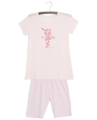 Pyjama d'été en modal orné de fleurs STORY LORIS