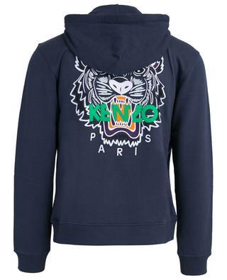 Zippered cotton sweatshirt KENZO