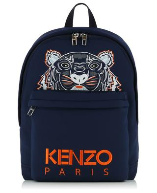 Sac à dos en néoprène Tigre KENZO