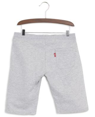 Logo print slim fit sweat Bermuda shorts LEVI'S KIDS
