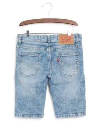 510 Skinny denim Bermuda shorts LEVI'S