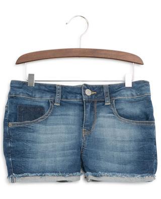 Short en jean délavé Moldu LEVI'S KIDS