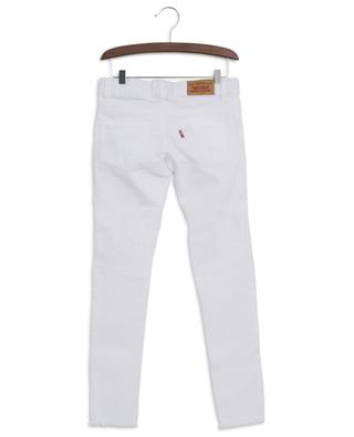 Weisse Jeans 710 Super Skinny LEVI'S KIDS