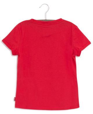 Marble logo print T-shirt LEVI'S KIDS