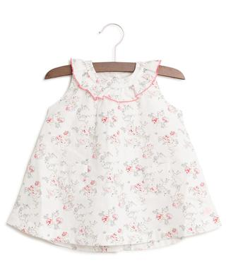 Sleeveless floral dress with bloomers PETIT BATEAU
