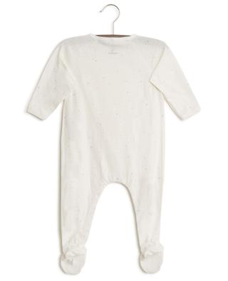 Dors-bien en jersey imprimé étoiles PETIT BATEAU
