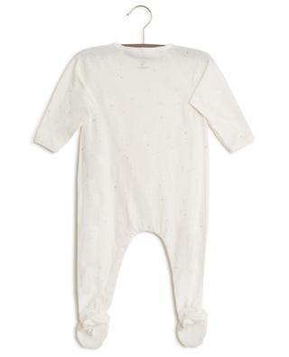 Star print jersey all-in-one PETIT BATEAU