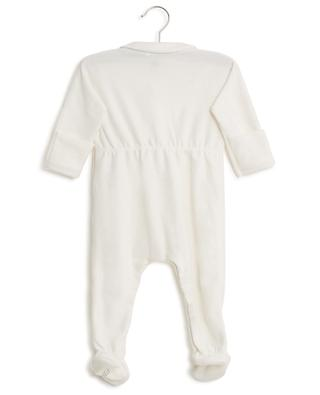 Velvet all-in-one with stars PETIT BATEAU
