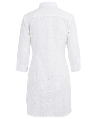 Robe chemise ornée de broderies anglaises CAMICETTASNOB
