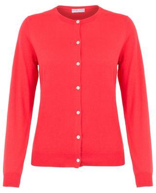 Button-down cashmere and silk cardigan BONGENIE GRIEDER