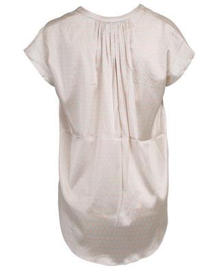 Printed silk top HERZEN'S ANGELEGENHE