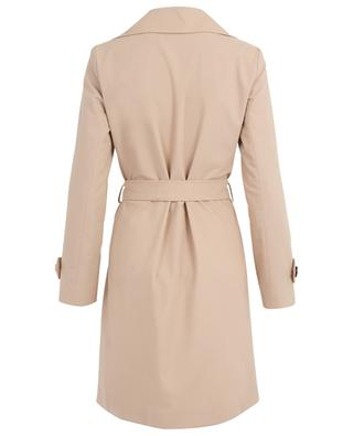 Cotton blend trench coat CINZIA ROCCA