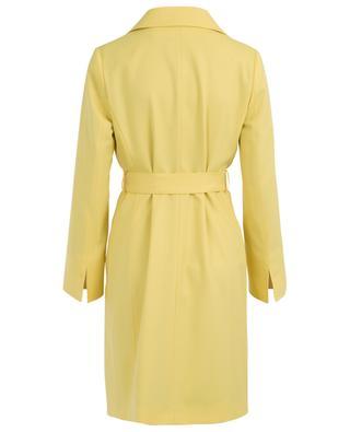 Manteau léger en laine vierge CINZIA ROCCA
