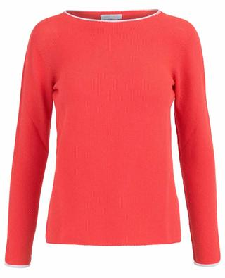 Cotton knit jumper GRAN SASSO