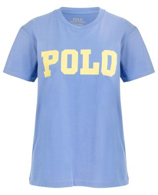 Weites T-Shirt mit Logoprint The Big Shirt POLO RALPH LAUREN