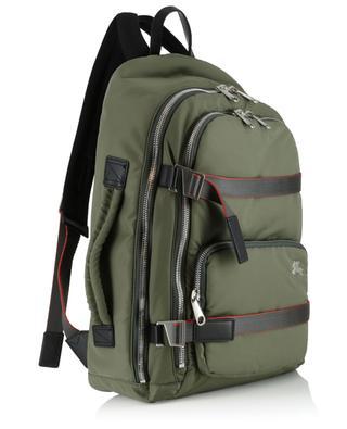 Large EKD Aviator nylon backpack BURBERRY