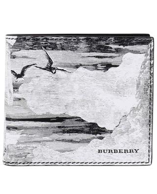 International Bifold printed leather wallet BURBERRY