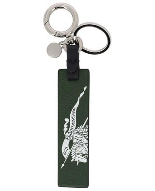 Leather key ring BURBERRY