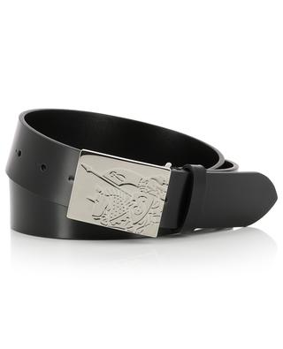 EDK smooth leather belt BURBERRY