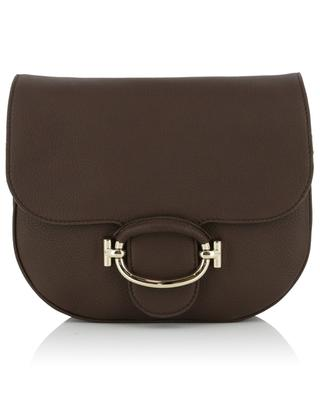 Grained leather crossbody bag TOD'S
