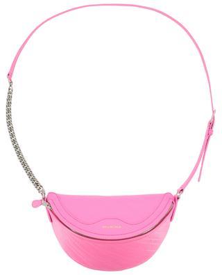 Gürteltasche aus rosa Leder Souvenirs XXS BALENCIAGA
