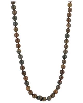 Stone necklace MOON C° PARIS