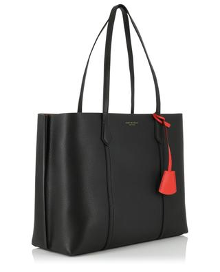 Perry Triple-Compartment leather tote bag TORY BURCH