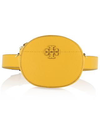 McGraw Convertible grained leather belt bag TORY BURCH