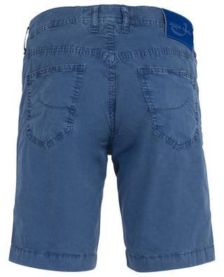 J6636 COMF lightweight denim Bermuda shorts JACOB COHEN