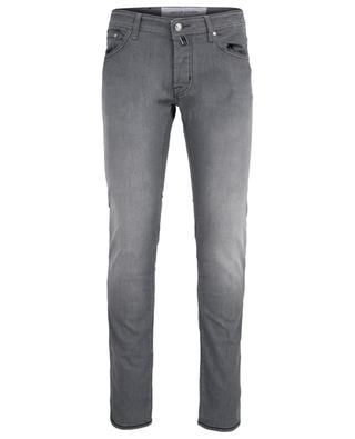 Ausgewaschene Slim-Fit Jeans J622 COMF JACOB COHEN