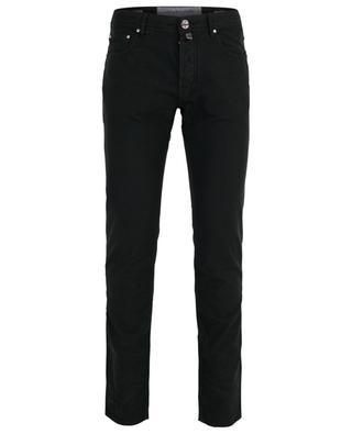 Gerade schwarze Jeans J688 COMF JACOB COHEN