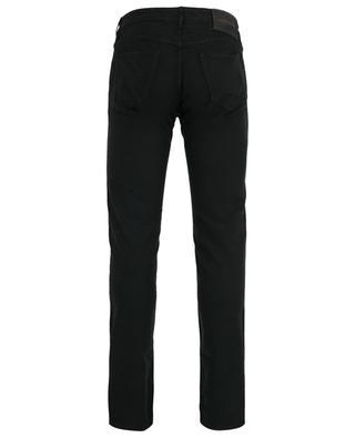 J688 COMF straight black jeans JACOB COHEN