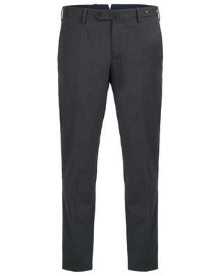 Pantalon en laine Super Slim Fit PT01