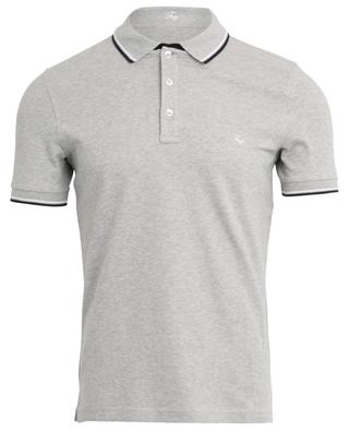 Piqué cotton polo shirt FAY